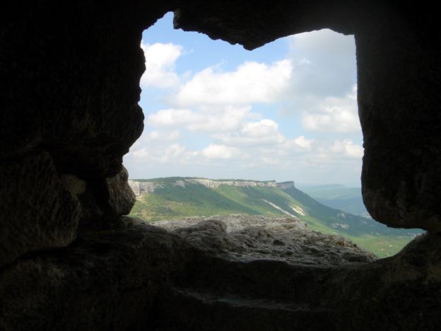 ouverture forteresse mangup kale crimee