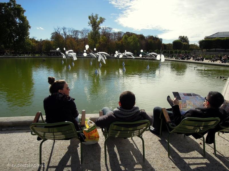 Sortie culturelle Paris : L'art contemporain hors les murs 2