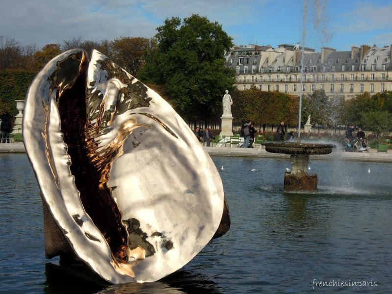Sortie culturelle Paris : L'art contemporain hors les murs 1