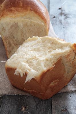 recette japonais pain au lait hokkaido