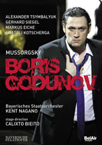 DVD 'Boris Godunow'