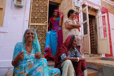 Jaisalmer, la dorée : les temples Jains et le Thar Heritage Museum 18