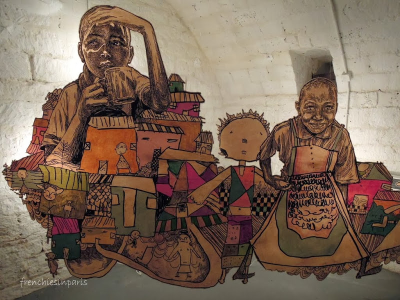 Expositions éphémères et cultures alternatives à Paris en 2013 55