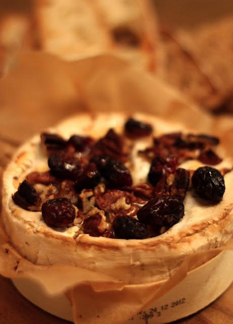 camembert au four recette normande