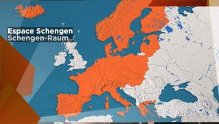 Les fondamentaux de l'Union Européenne : espace Schengen, zone euro... 2