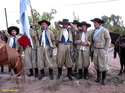 Entre Mendoza et Salta