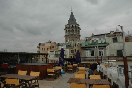 Istanbul tour galata