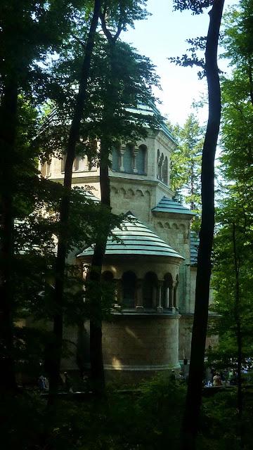 Chapelle votive dédiée à Louis II de Bavière à Starnberg (Tourisme Bavière) 1