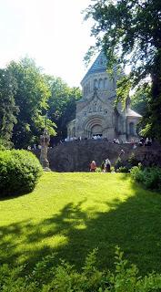 chapelle votive à Louis II de Bavière