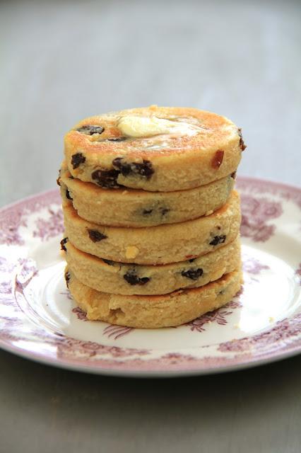 Welsch cakes très faciles et très rapides pour le gouter du week end 2