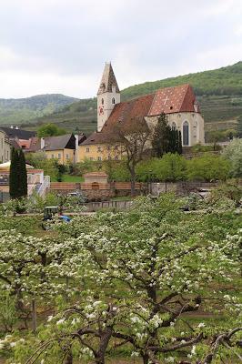 Visite de l'abbaye de Melk en photos: charmes de la vallée de la Wachau (Tourisme Autriche) 13