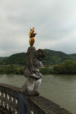 Visite de l'abbaye de Melk en photos: charmes de la vallée de la Wachau (Tourisme Autriche) 19