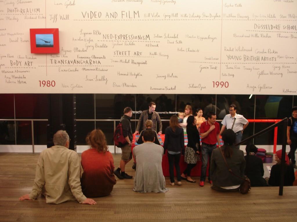 Tate Modern, Damien Hirst : artiste ou publicitaire ? 2