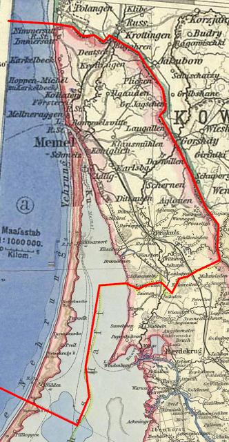 Quand Palanga était en Lettonie (1918 – 1921) 2
