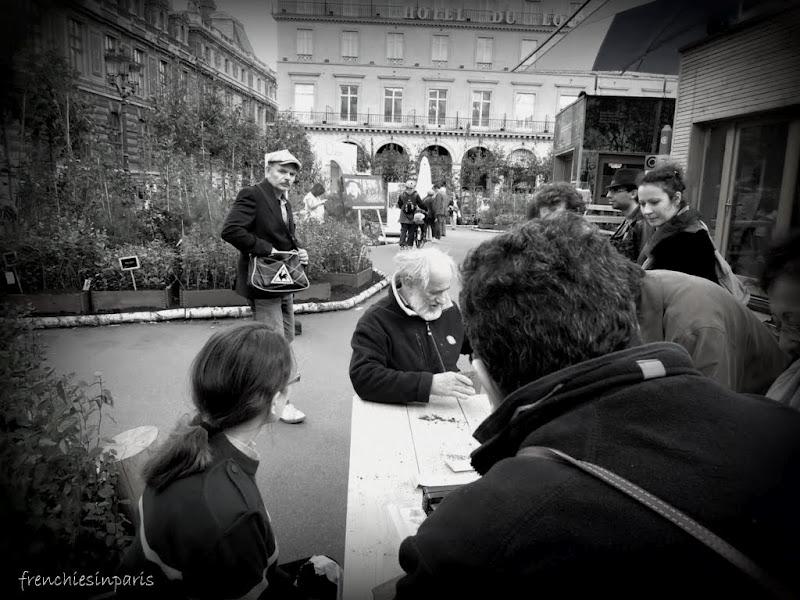 Une foret au coeur de Paris au Palais Royal (23 Septembre 2012) 5