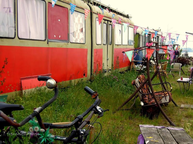 Amsterdam insolite et alternatif ; une zone industrielle abritant des ateliers d'artistes 9
