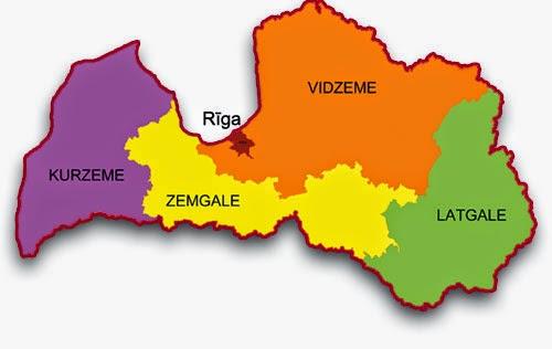 Latgale, une région culturelle et historique en Lettonie 1