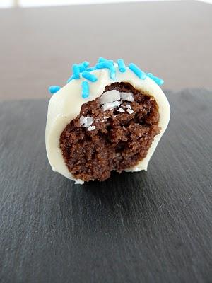 Recette américaine : cake balls aux 3 chocolats : irrésistible! 1
