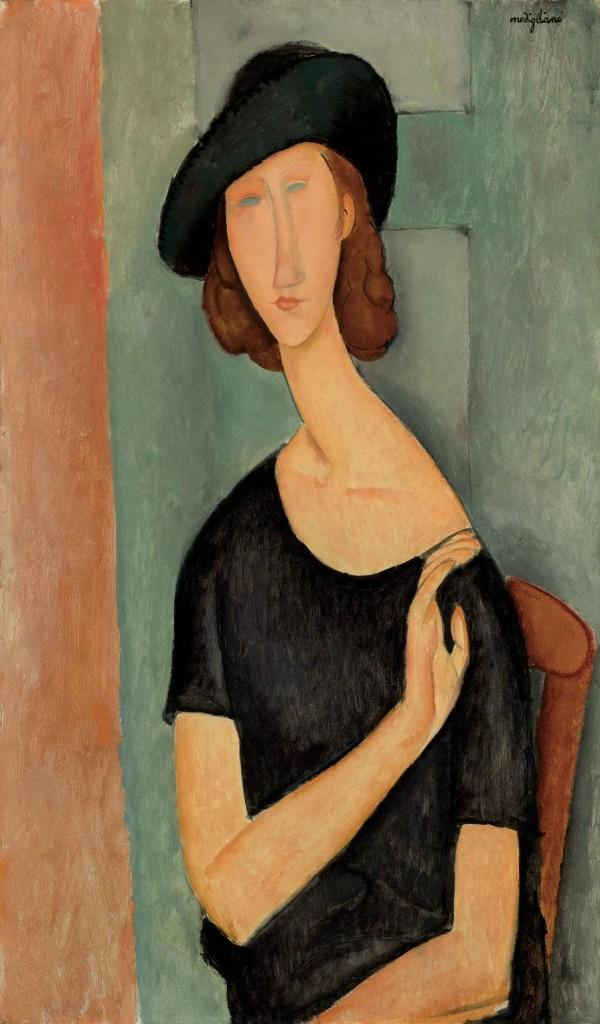 Exposition Modigliani et l'école de Paris à Martigny (Suisse) ; choc esthétique et émotionnel 4