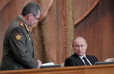 Les mystérieuses manœuvres russes en Mer Noire 1