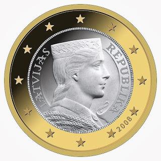 L'Euro, monnaie officielle en Lettonie en 2014 ! 1