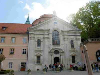 L'abbaye de Weltenburg sur le Danube en Allemagne (Tourisme Bavière) 6