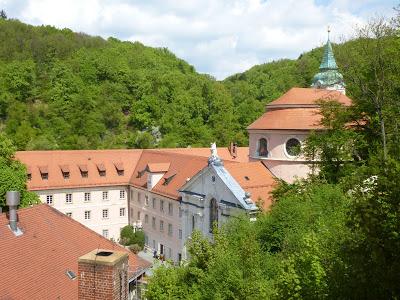 L'abbaye de Weltenburg sur le Danube en Allemagne (Tourisme Bavière) 3