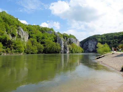 L'abbaye de Weltenburg sur le Danube en Allemagne (Tourisme Bavière) 1