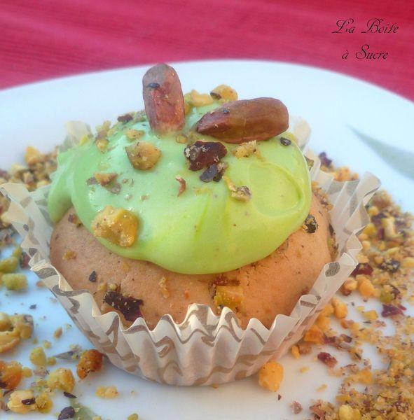 Cupcakes pistache 3