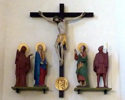 L'église Leiden Christi à Obermenzing ; jolie excursion depuis Munich en Baviere) 3