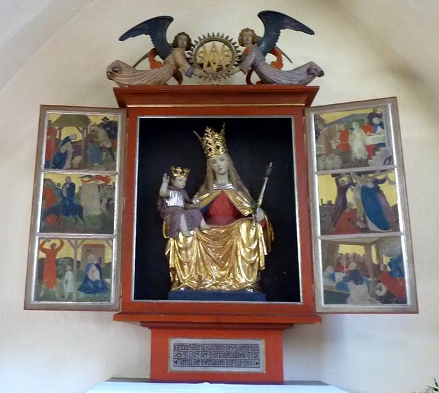 L'église Leiden Christi à Obermenzing ; jolie excursion depuis Munich en Baviere) 6