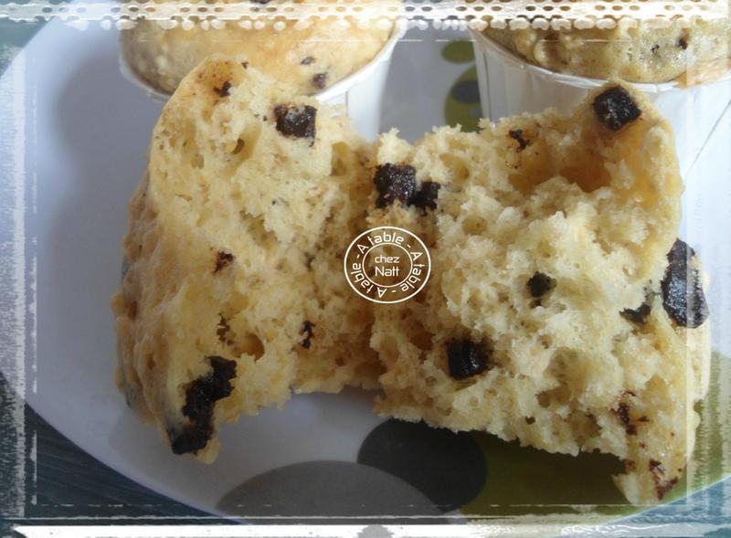 ec6e9af1a8 94900491 Muffins au beurre de cacahuète et pépites de chocolat