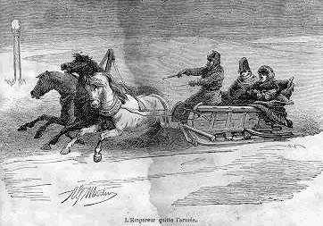 23 Octobre 1812 : la conspiration du Général Malet 2