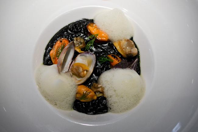 Itinéraires (Restaurant Paris 5), la cuisine française créative selon Sylvain Sendra 1
