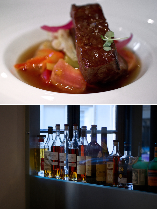 Itinéraires (Restaurant Paris 5), la cuisine française créative selon Sylvain Sendra 4