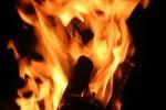 feu flamme