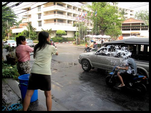 BLOG Songkran 2010