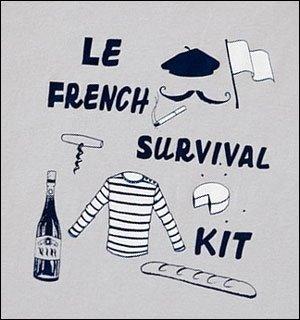 ee2f6 survivalkit.1268070328 Le béret et la baguette: stéréotype ou identité du Français?