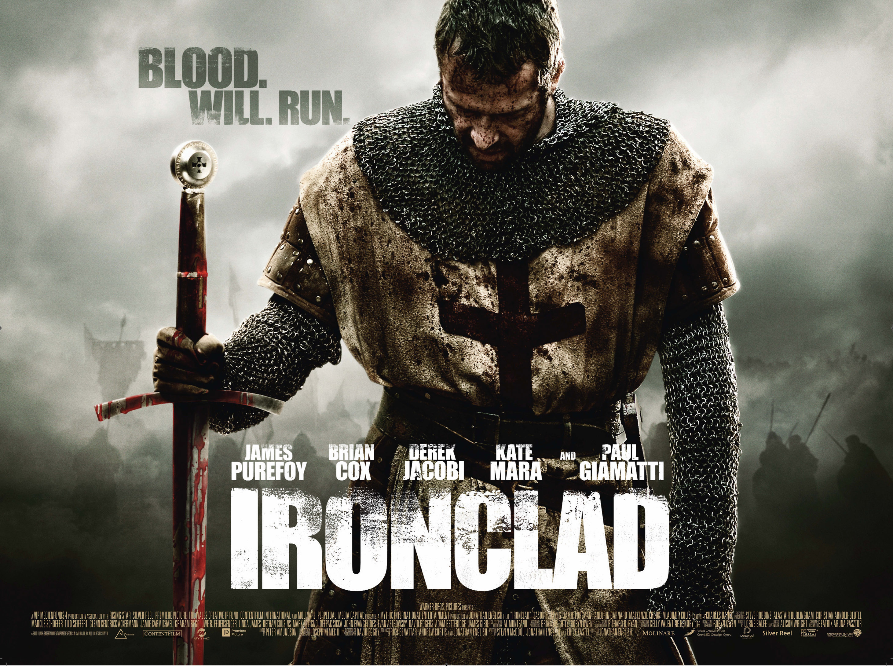 Ironclad, le sang des templiers