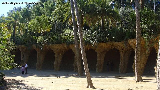 Parc Güell en photos ; promenade au pays des merveilles (Barcelone tourisme) 23