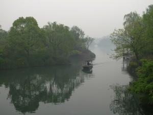 Le lac de l'ouest à Hangzhou 1