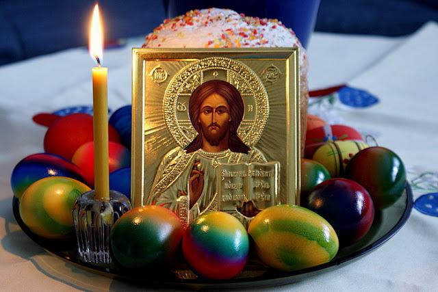 C'est (encore) Pâques ! За Пасху! Христос Воскресе! 3
