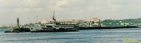 Mosquée Bleue Sainte Sophie istanbul