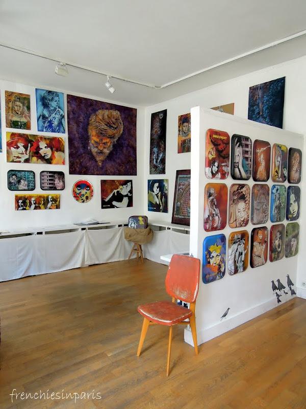 Agenda culturel Paris 2012 : Expositions artistiques à découvrir (Sortir a Paris) 5