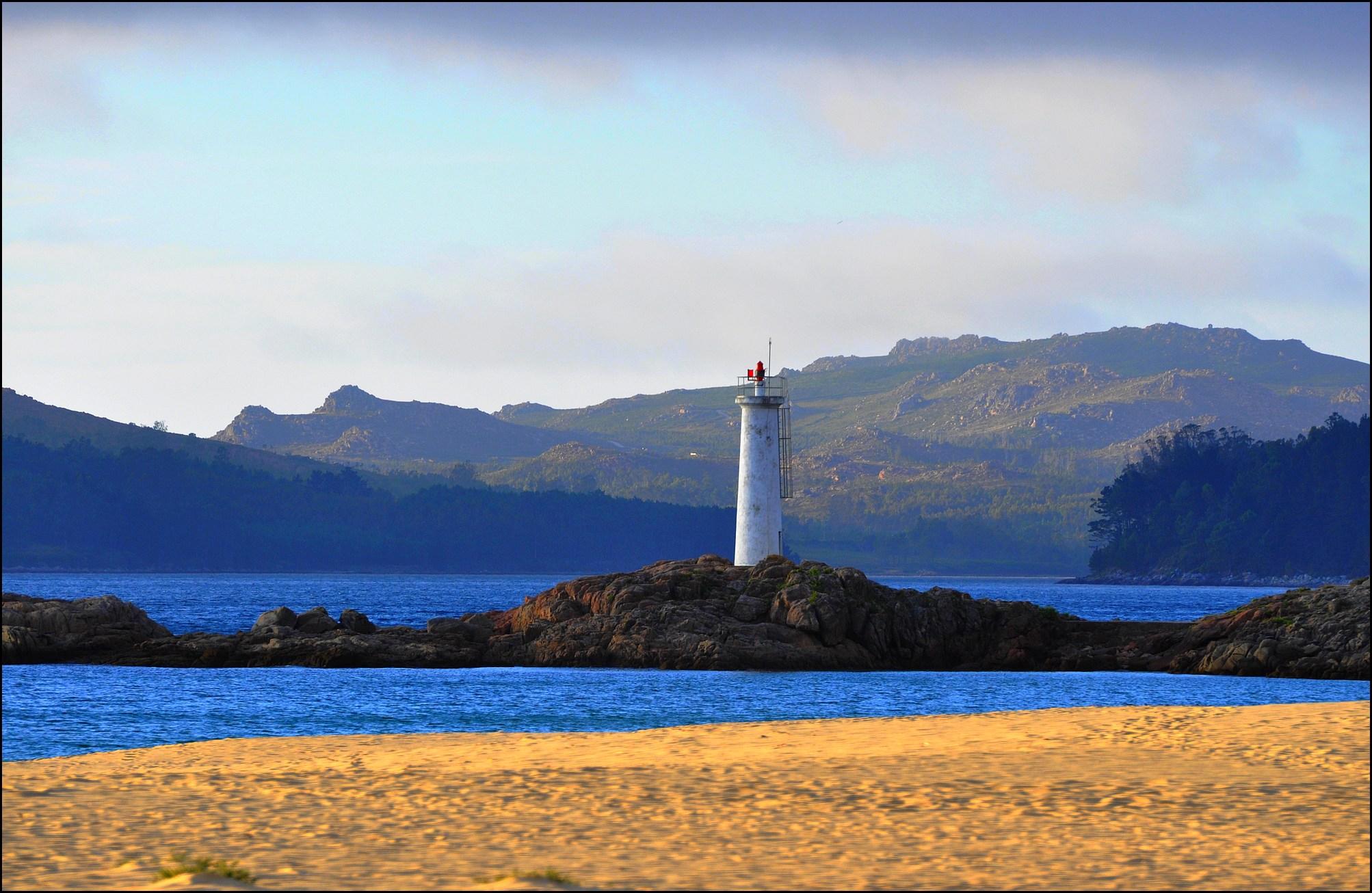 Vacances Espagne - Lucia do Galicia ; lumière de Galice 13