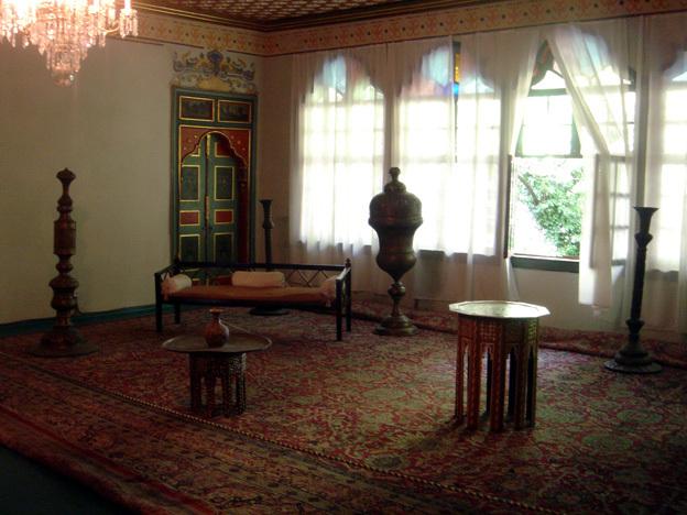 Bakhtchisaraï piece palais du khan