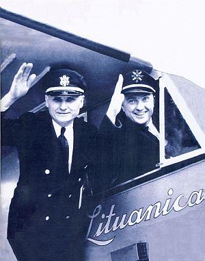 17 Juillet 1933 : mort tragique de Darius et Girėnas 4