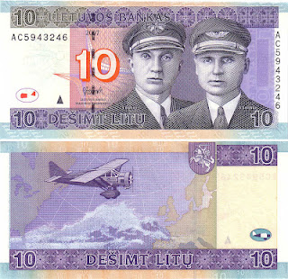 17 Juillet 1933 : mort tragique de Darius et Girėnas 1