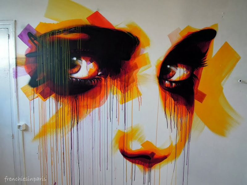 Street Art Paris insolite et surprenant (Sortir à Paris) 19