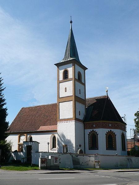 Sankt Wolfang Munich Muenchen